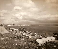 POL Pier at El Ferrol
