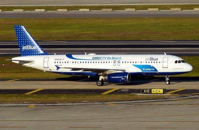 jetBlue - N510JB - A320-232