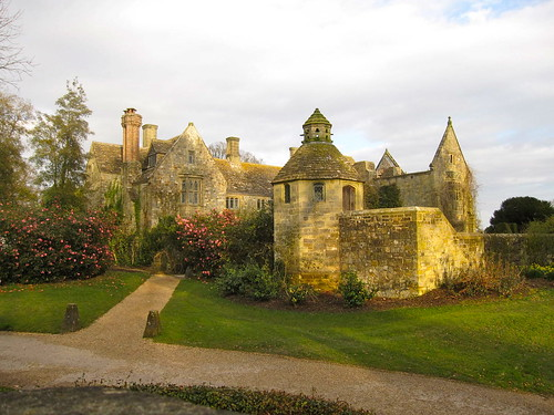 Nymans Gardens, Handcross, West Sussex