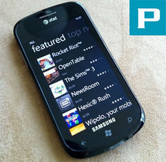 Windows Phone Credit Card Processing App