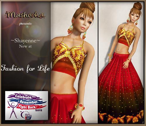 poster Shayenne gharara