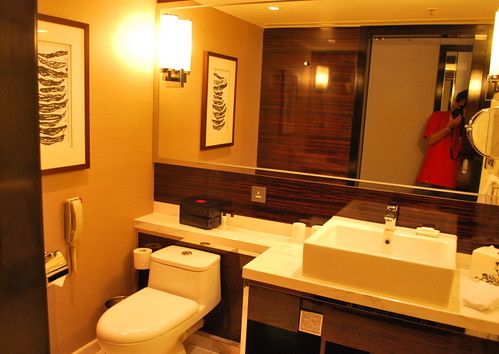 Hongkong Skycity Marriott Hotel Bathroom1