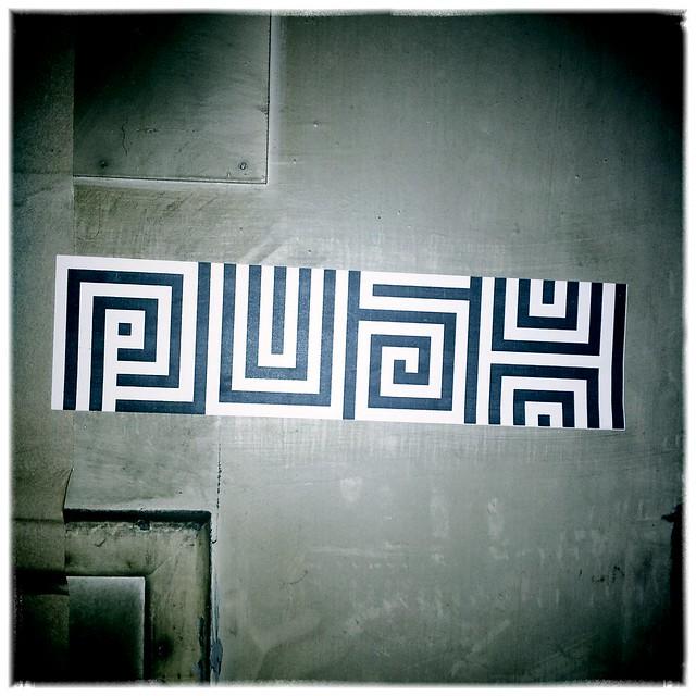 Streetart Push Hamburg