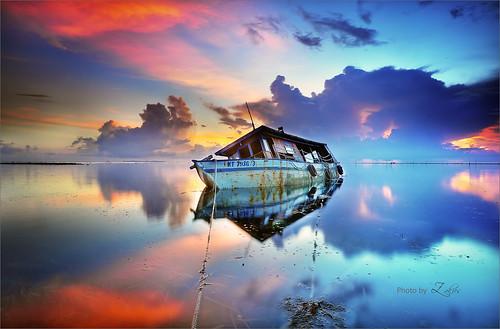 shipwreck zakiesphotography simpangmenggayaukapalkaramsabahsunrisesabah