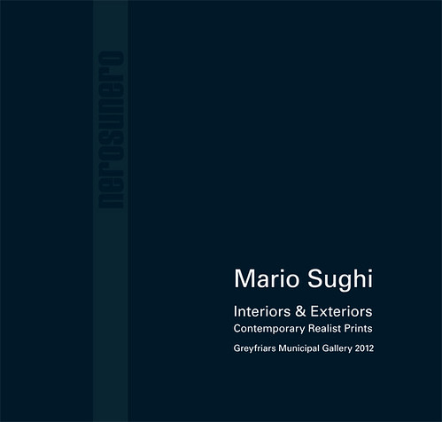 Mario Sughi at Greyfriars, Exhibition Catalogue by nerosunero