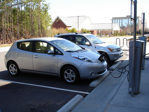 Nissan Leaf Charging Time At Whole Foods