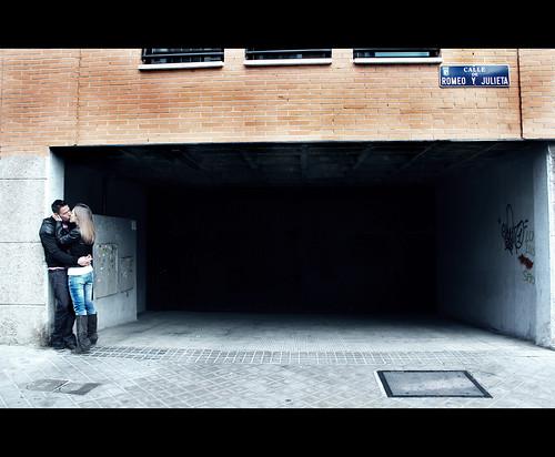 Calle Romeo y Julieta