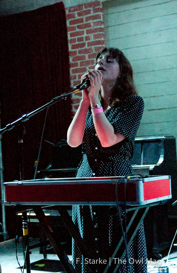 Memoryhouse @ Bootleg Theater, LA 3/16/2012