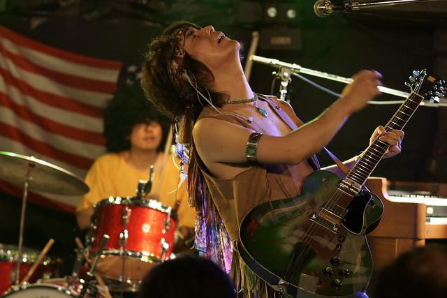 どファンク・マニアック live at Outbreak, Tokyo, 06 May 2012. 065