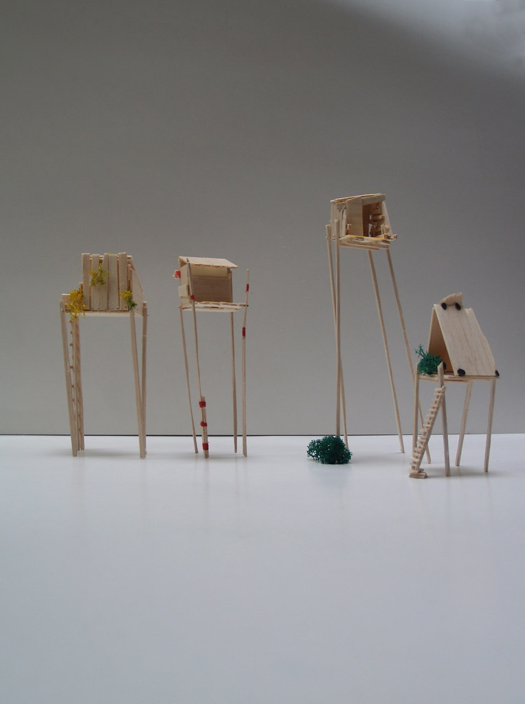 Installation by Naomi Kolsteren