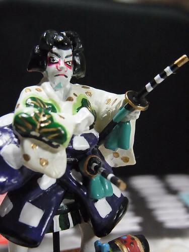 江戸小玩具「松王丸」