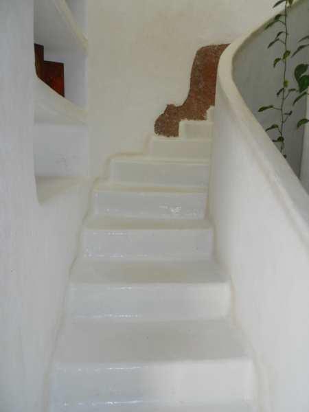 Escalera en jardines Omar Sharif Lanzarote 16