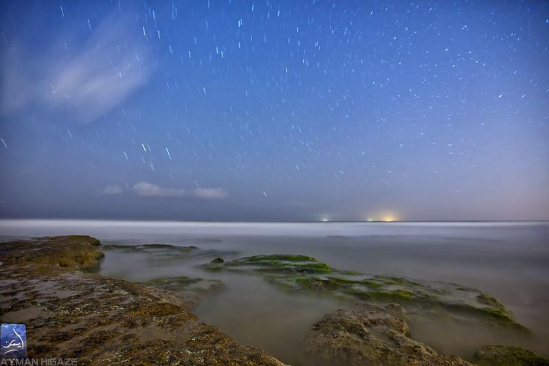 Tropical Island Beach Ambience Sound: على شاطئ بحر غزة