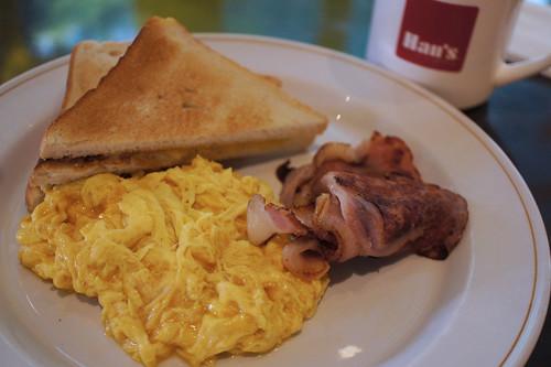 Breakfast at Han's