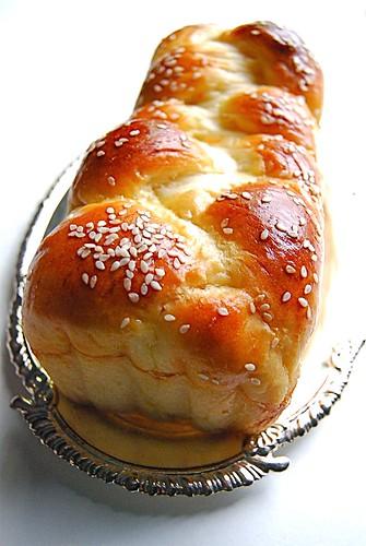 Tsoureki Easter Bread (Explore)