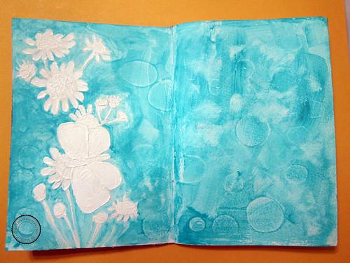 sketchbook - Page 3-4 - Step 2