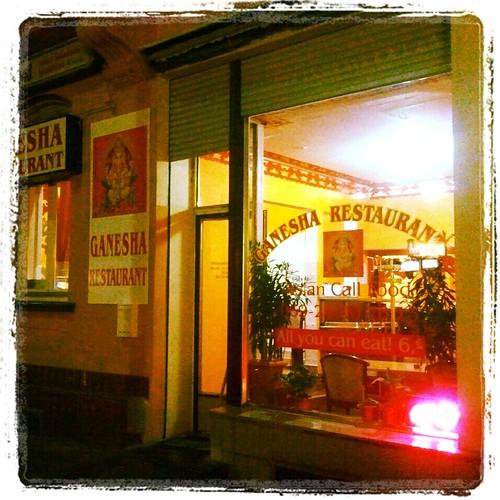 Restaurant Ganesha Frankfurt