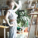 Mom's wedding dress by masha kirikova