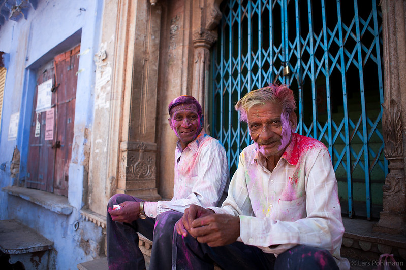 Holi in Bundi