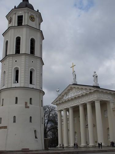 Vilnius, Vilniaus Šv. Stanislovo ir Šv. Vladislovo arkikatedra bazilika