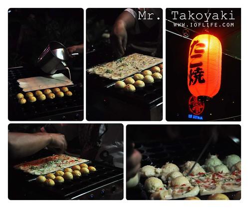mr.takoyaki, Melawai Jakarta