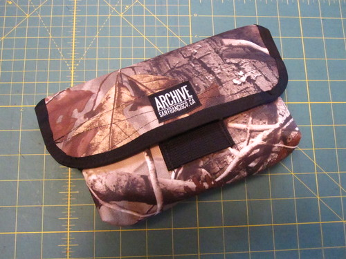 Realtree Large Hip Bag by Archive Victor