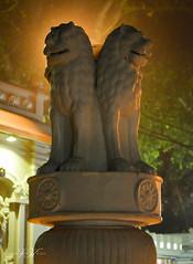 Ashoka Statue