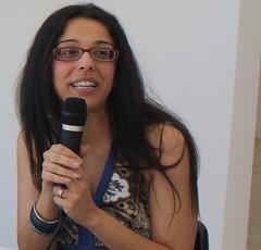 L'assessora Marilena Abbatepaolo
