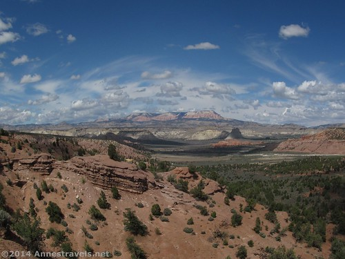 More views from Camp Cannonville, Grand Staircase-Escalante National Monument, Utah