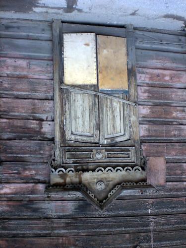 Ventana de Casa Siberiana Irkutsk, la venecia siberiana de Rusia - 13832130405 f9828680a6 - Irkutsk, la venecia siberiana de Rusia