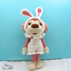 Crochet Pattern Central - Free Woodland And Wild Mammal