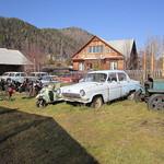 Transsibérien - Irkoutsk - Musées