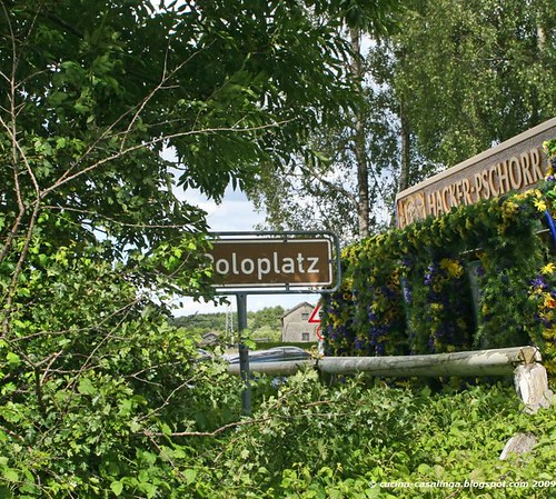 Poloplatz klein copyr