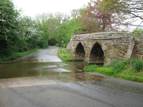 The ford at Sutton