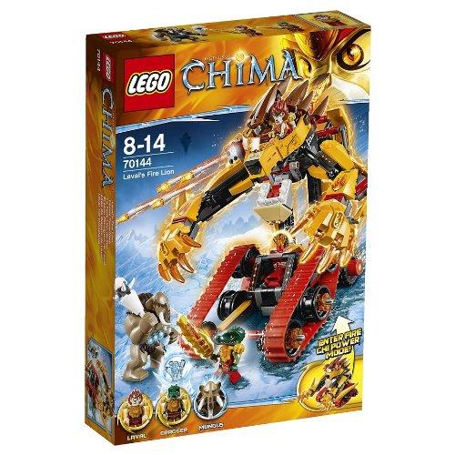 LEGO Chima 70144 Box