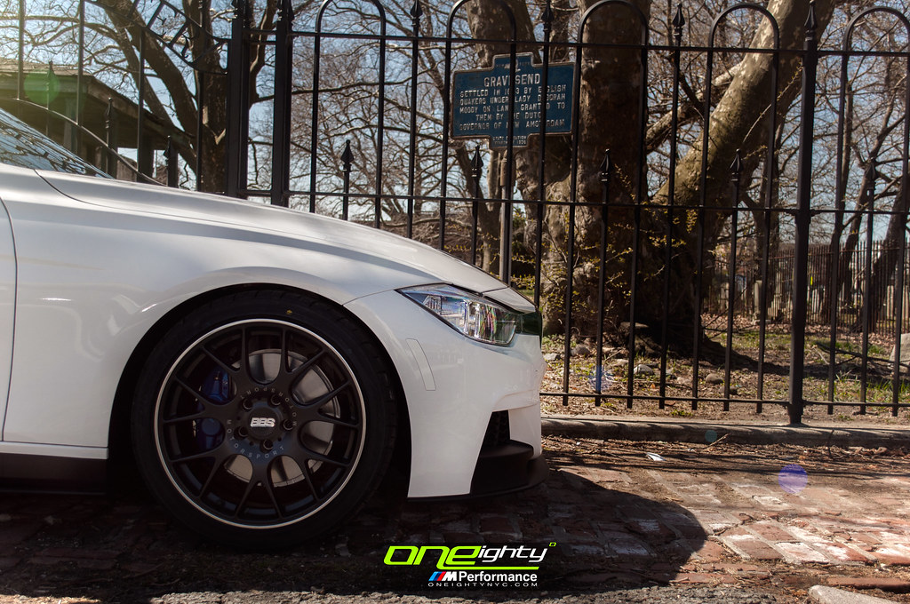 BMW F30 328i M-Performance by ONEighty