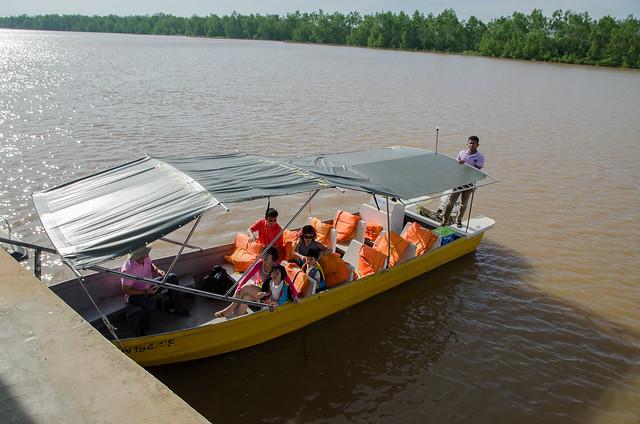 River Cruising At Weston Jaafar River Lodge Kota Kinabalu Sabah  Huislawcom