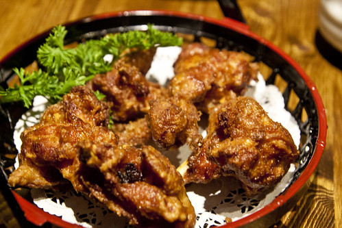 karage fried chicken