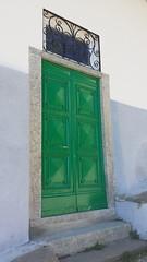 Green door no edit