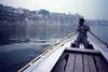 Riding on the Ganges, Varanasi