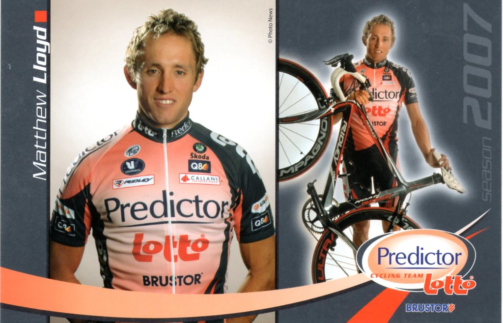Predictor-Lotto 2007 / LLOYD Matthew