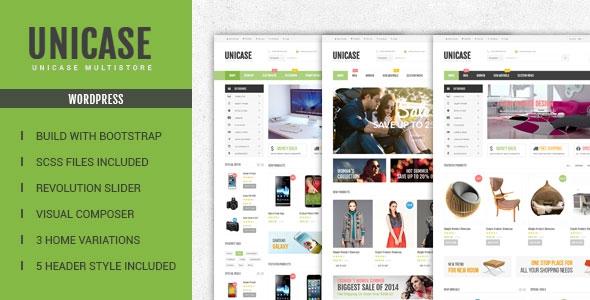 Unicase v1.1.1 - Electronics Store WooCommerce Theme