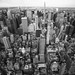 Manhattan From Above by Marcela McGreal