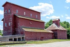 1861-62 Seneca Grain Elevator #1
