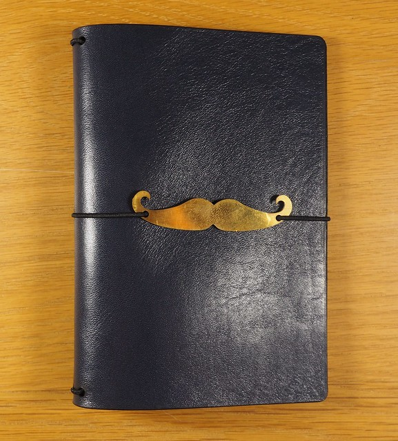 Galen Leather Traveler's Notebook Cover