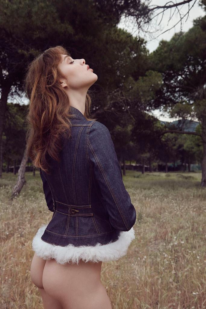 Анаис Пульо — Фотосессия для «Costume» 2015 – 12