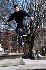 No Skating Allowed - Albany, NY - 2009, Mar - 03.jpg by sebastien.barre
