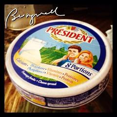 #president #cheesespread