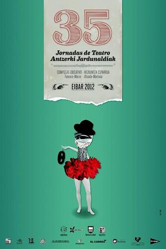 La Politica y el Teatro y las Jornadas de Eibar y lo entrañable....es posible. by LaVisitaComunicacion