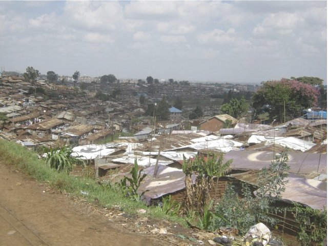 Fuel Shortage in Nairobi Slum Highlights Complex Urban-Rural Connection